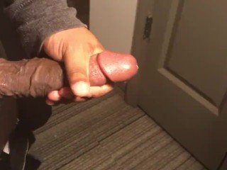Long BBC with HUGE load at the end