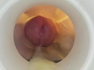 Cum inside my fleshlight