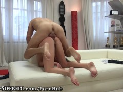 Rocco Siffredi Deep in the Ass of Italian Teen POV