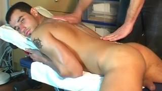 Fabricio handsome innocent delivery guy in a gay porn.