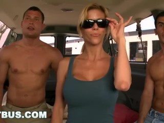BAITBUS - Lost Dick Hayden Richards Picked Up And Tricked In Miami