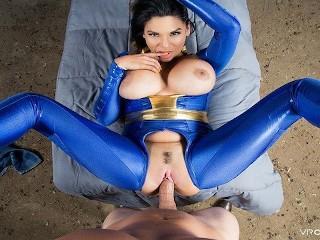 vrcosplayx.com busty latina missy martinez fucks vas u fallout xxx parodija