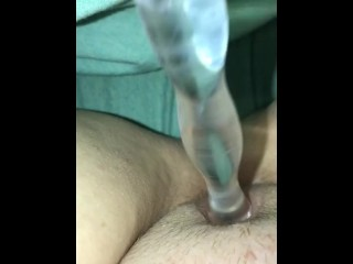 Cumming all over
