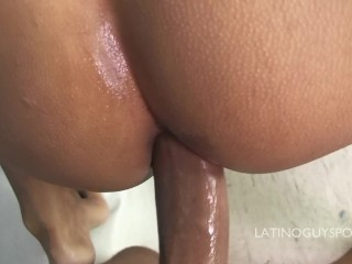 LATINO GUY FUCK HIS STEPBROTHER