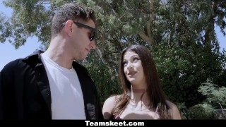 Preview 2 of TeamSkeet - November 2017 Compilation Of Teens Getting Banged