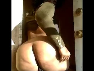 Ebony Bbw Sunkissed