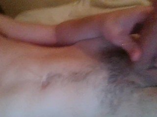 College Student Makes Himself Cum Like a Dirty Slut... and it's me