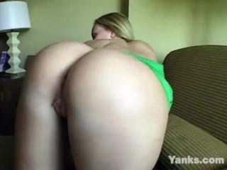 Yanks Blondie Diamond James Masturbating