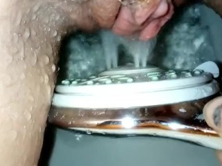 Shower head fun