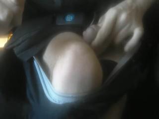 first cum in a while(: