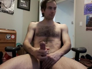 Hot Lubed Cock!!!