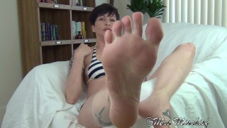 Footboner - pov foot fetish tease, sneakers, socks, and bare soles  foot pov feet pov foot tease dana kane sneakers foot fetish feet socks mrs mischief milf feet feet tease feet humiliation foot humiliation milf foot stinky feet smelly feet