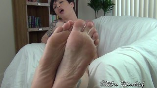 Footboner - pov foot fetish tease, sneakers, socks, and bare soles  smelly feet foot pov feet pov foot tease dana kane sneakers foot fetish feet socks mrs mischief milf feet feet tease feet humiliation foot humiliation milf foot stinky feet