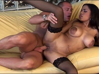 Big titted Havana Ginger Gets a Great Fuck