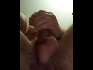 Big balls russian massages cock and balls