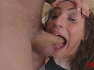 ROUGHEST MOST HARDCORE ANAL PUNISHMENT ABELLA DANGER'S BIG ASS EVER TAKES