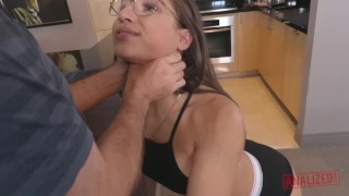 Preview 4 of ROUGHEST MOST HARDCORE ANAL PUNISHMENT ABELLA DANGER'S BIG ASS EVER TAKES