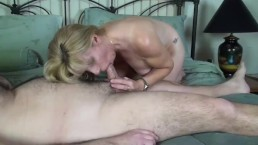 Pornhub Member Drops By For A Free & Fun Cock Sucking