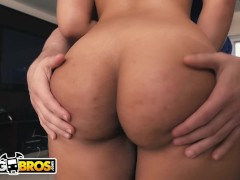 BANGBROS - Curvy Latina Ava Sanchez Gets Her Big Ass Fucked Hard