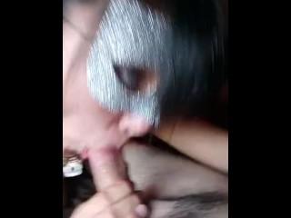 Deliciosas mamadas de Jeny