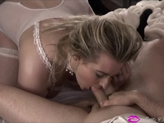 THE AFTER PARTY -Her New Years Day Hangover Sex, Orgasm & POV Creampie HD