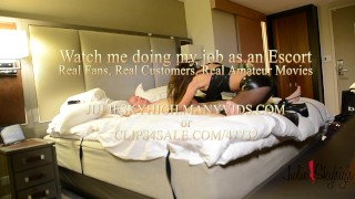 Julie Skyhigh Escort Job Real Amateur Movie