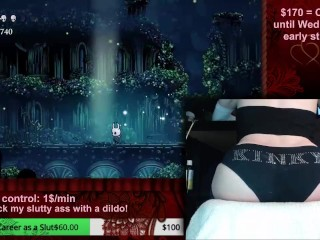 Sweet Cheeks Plays Hollow Knight (Part 3)