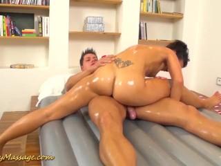 flexi nuru massage with Promesita