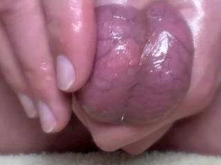 "erotic art ball massage ""ball tug"""