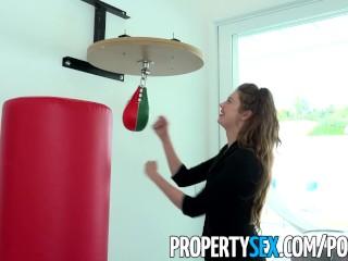 PropertySex - Inspirational mentor fucks real estate agent