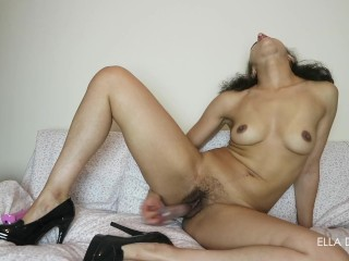 Toying My Pussy For Premium Snapchatters