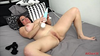 Busty MILF Maggie G on AllOver30
