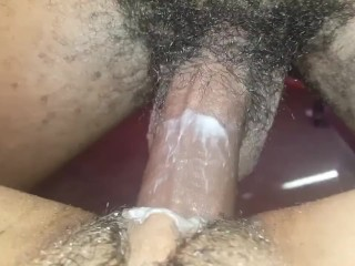 SHE CAN'T STOP COME IN MY BIG DICK