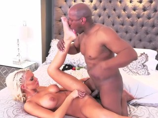 Kenzie Taylor loves riding a massive BBC