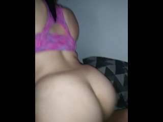 Perfect round ass