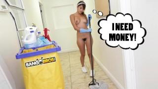 BANGBROS - Teen Latina Maid Sophia Leone Fucked By J-Mac