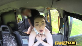 Fake Taxi Natural small tits and a nice tight smooth pussy