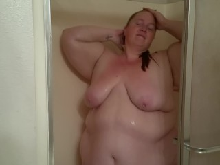 Shower Time with Kitania K Wildfire