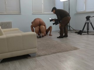 Behind The Scenes GG Productions By Sofia Curly
