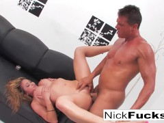 Rough Gonzo sex with Asian Hottie Mia...