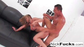 Rough Gonzo sex with Asian Hottie Mia Lelalni and Nick Manning  nick manning ass tits wam blowjob fucking pornstar puba pounding pussy sex twosome nicksfucks nickmanning shaved pussy hard fast fuck