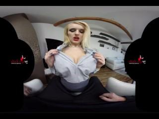 StockingsVR - Lapdance Angel Wicky