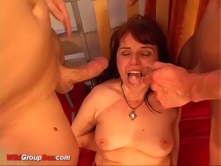 moms first double penetration