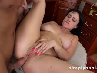 Simplyanal - Anal Cowgirl