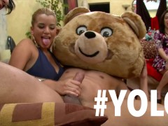 DANCING BEAR - Crazy Muthafucking Bachelorette Party, All Them Hoes Go Wild