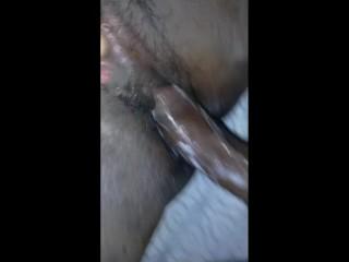 She stay wet