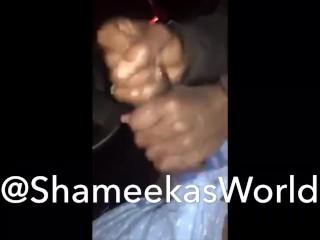 @ShameekasWorld Handjob(Dick Massage)