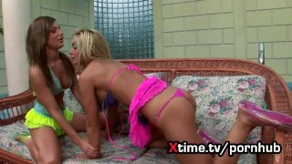 2 Young Russian bitch wants her asshole brutally fucked