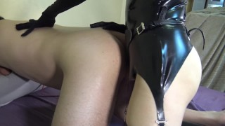 Femdom mistress milking & fuck hard her slave in ass with strapon  femdom facesitting mistress domination strapon man femdom strapon bdsm slave femdom milking strapon bdsm chastity femdom chastity slave chastity femdom bdsm hardcore chastity cum mistress strapon chastity belt
