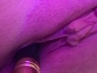 Rubbing my pussy for you all xx